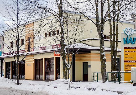 HOTEL HAPI JURMALA
